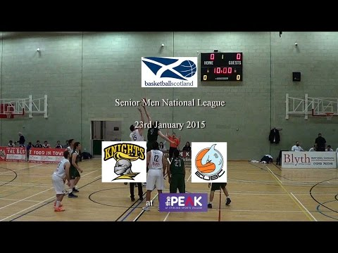 Stirling Knights v Edinburgh University Full Game