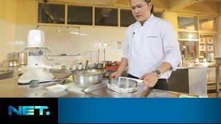 Mahasiswa STB Bandung - Carrot Cake Unyu-Unyu | Chefs Table | Chef Chandra | NetMediatama
