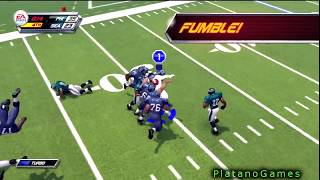 NFL Blitz - Blitz Gauntlet: Week 2 - Philadelphia Eagles vs Seattle Seahawks - HD