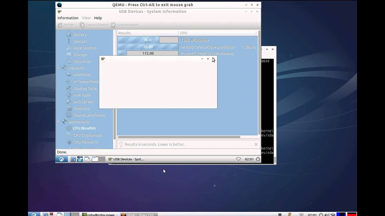 powerpc G4 virtualization with kvm | Humanize Technology