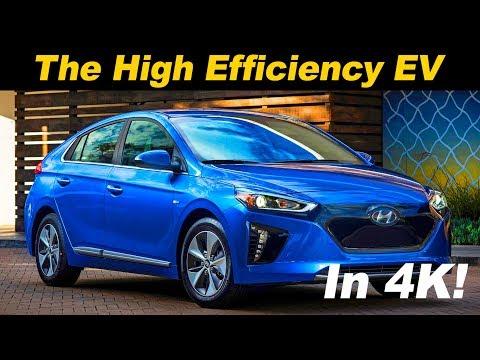 2018 Hyundai Ioniq EV Review and Road Test in 4K UHD!