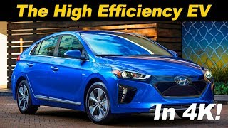 2018 Hyundai Ioniq EV Review and Road Test in 4K UHD
