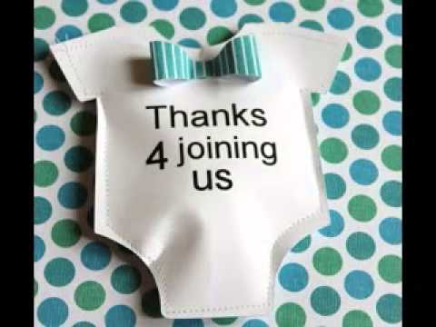 Easy Diy Ideas For Baby Shower Decorations Youtube