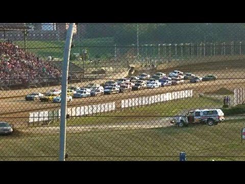 Hornet Enduro Start | 2019 Lawrenceburg Speedway Night of Destruction