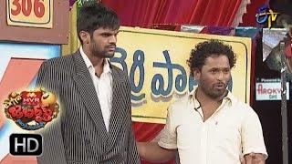 Kiraak RP Performance | Extra Jabardsth | 20th January 2017 | ETV  Telugu