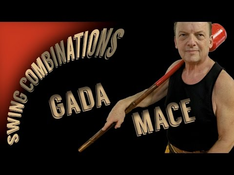 Gada Mace Swing Combinations