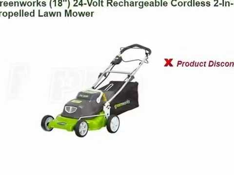Greenworks 24 volt Battery Replacement CHEAP!