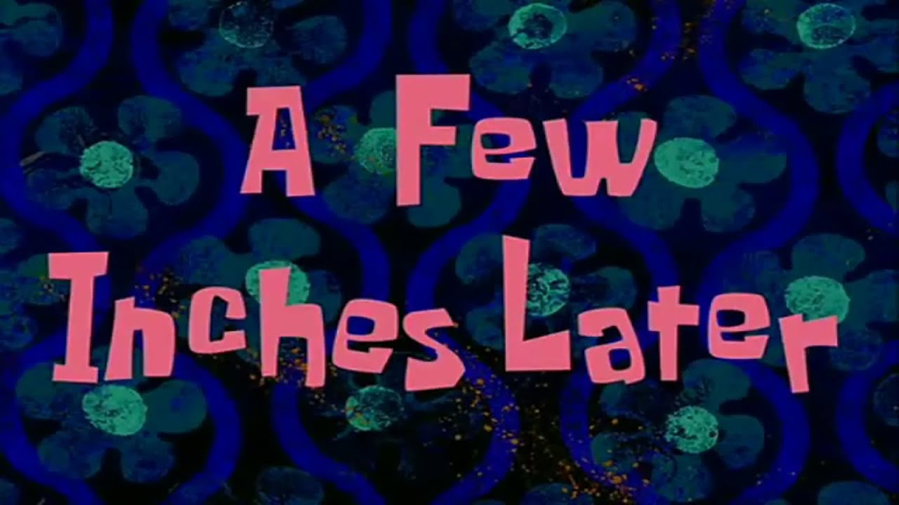 Spongebob Time Cards Hours Later Download
