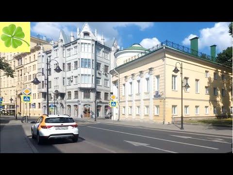 Москва. Прогулка по Пятницкой улице (Pyatnitskaya Street) 10.06.2019