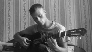 Yiruma - River Flows In You (на гитаре)