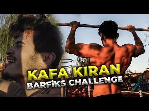 KAFA KIRAN BARFİKS CHALLENGE YAPTIK!!!   w/Lord of Murat