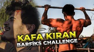 KAFA KIRAN BARFİKS CHALLENGE YAPTIK!!! | w/Lord of Murat