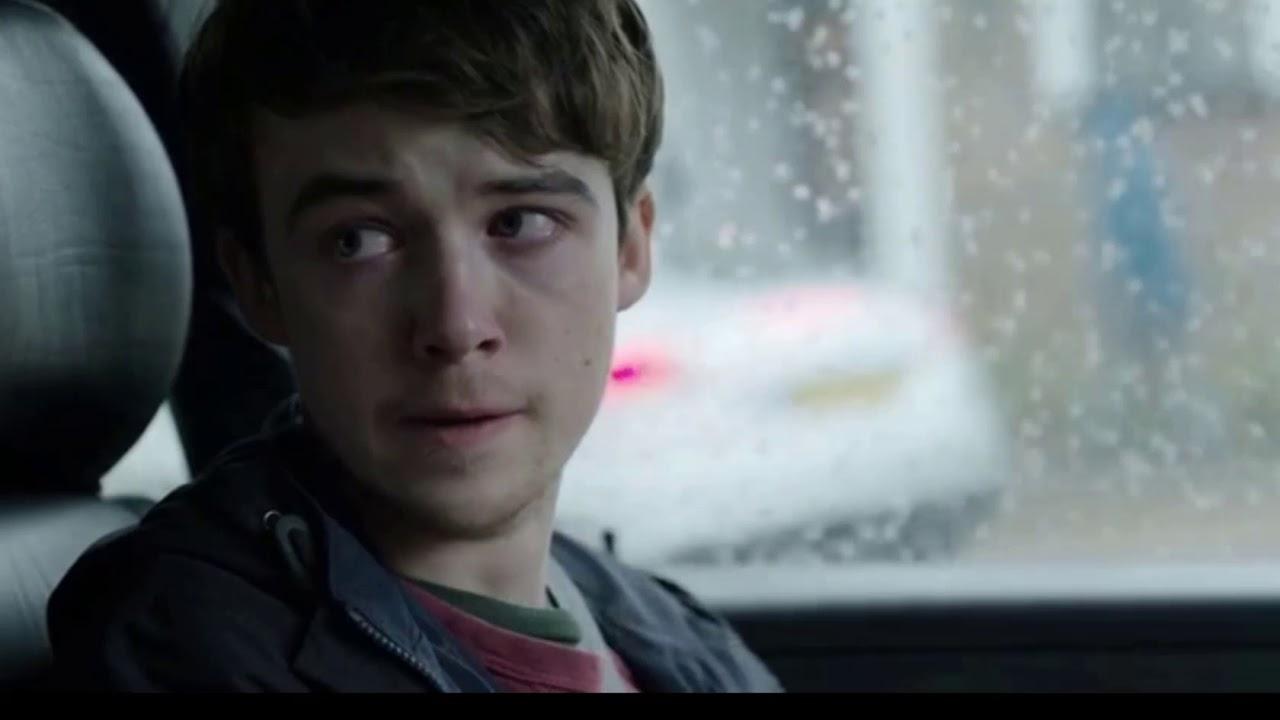Black Mirror Car Scene Before Robbery S03e03 Youtube