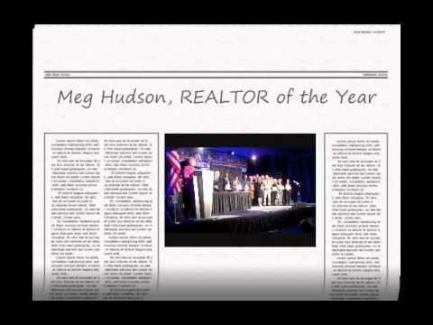 2010 OAR REALTOR of the Year Meg Hudson