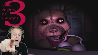 FIVE NIGHTS AT CANDY'S 3 ( FULL VERSION ) - NIGHT 1   BACK STORY INCLUDED   FNAC 3