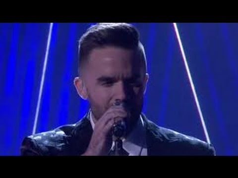 Brian Justin Crum  In The Air Tonight  Full Segment  Quarterfinals  AGT  August 23, 2016