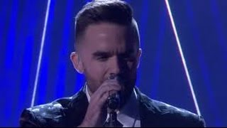 brian justin crum   in the air tonight   full segment   quarterfinals   agt   august 23 2016