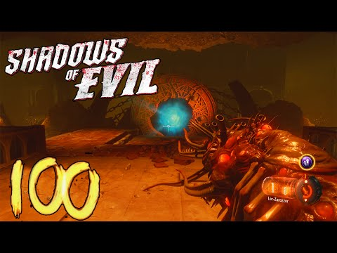 "BLACK OPS 3 ZOMBIES ""ROUND 100 SPEEDRUN"" w/ APOTHICAN SERVANT UPGRADE GLITCH (BO3 Zombies )"