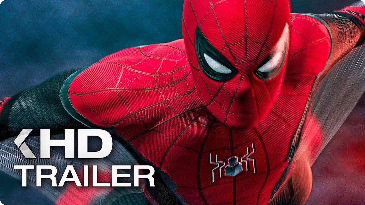 Download SPIDER-MAN: Far From Home Trailer German Deutsch (2019)