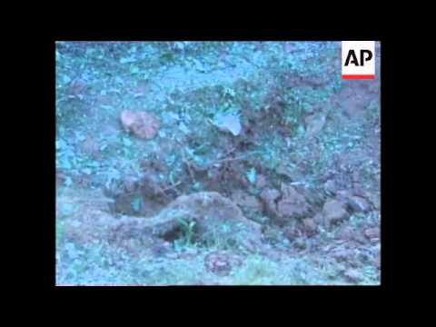 KOSOVO: 2 GURKHA SOLDIERS KILLED IN MINE EXPLOSION (3)