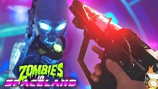 ZOMBIES IN SPACELAND BOSS FIGHT ATTEMPT - MAIN EASTER EGG GAMEPLAY! (Infinite Warfare Zombies)