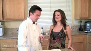 Thai Corn Chowder & Cabbage Salad, Part 1