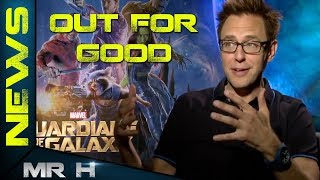 James Gunn Will NEVER Come Back To Marvel