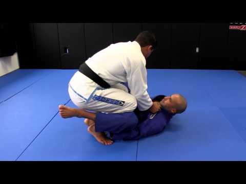 JT Torres Teaches the X Pass on the De La Riva Guard
