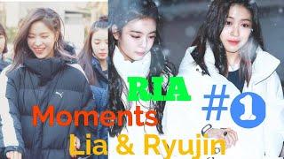 [ITZY] RYULIA CUTE MOMENTS #1 | ITZY LIA & ITZY RYUJIN |