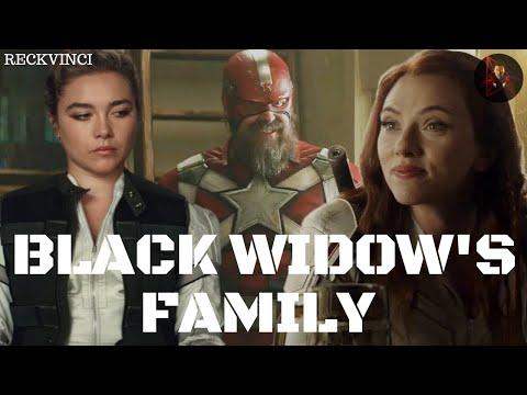 Black Widow's Family: Natasha's Super Secret Family Explained! Yelena, Alexei And Melina