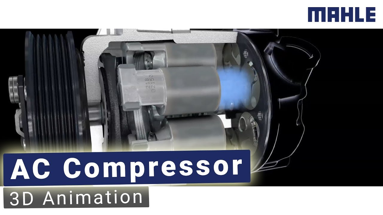 Download The MAHLE Air Conditioning Compressor Explained