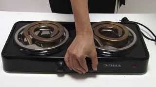 Электроплитка ЭЛНА-020Н тест для холостяков(, 2013-06-25T10:37:22.000Z)