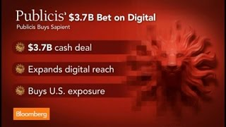 What Did Publicis Buy in $3.7B Deal for Sapient?