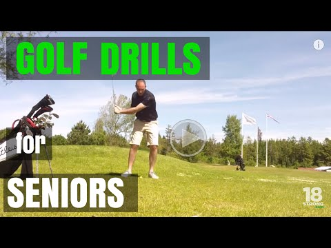 Golf Drills For Seniors
