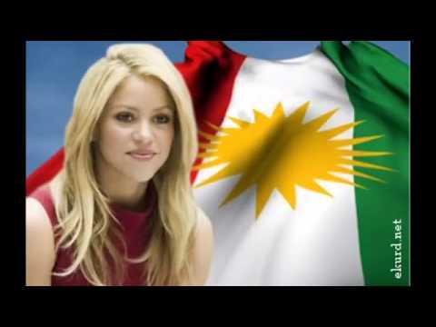 Shakira Jane Jane Kurdish Music 2014.