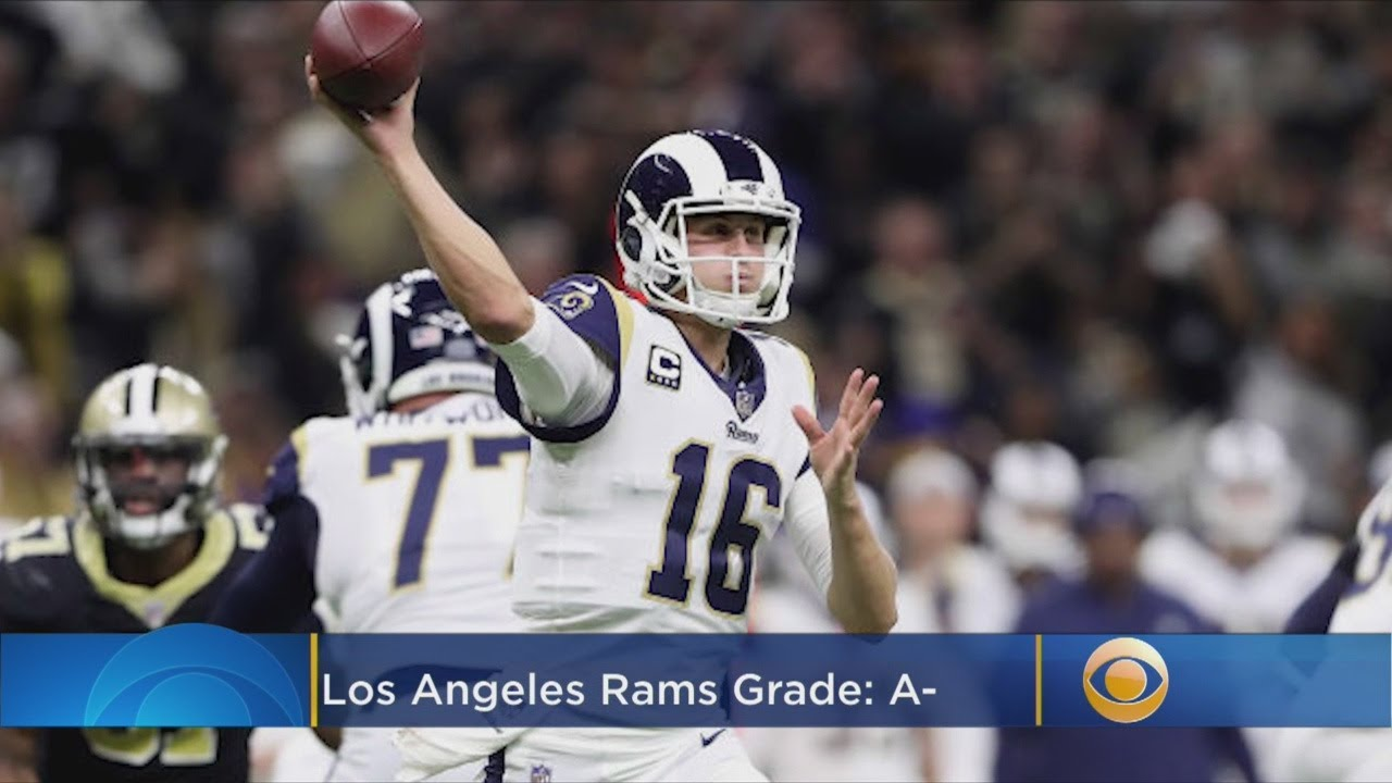 NFL Championships Team Grades: Rams, Pats Advance To Super Bowl LIII