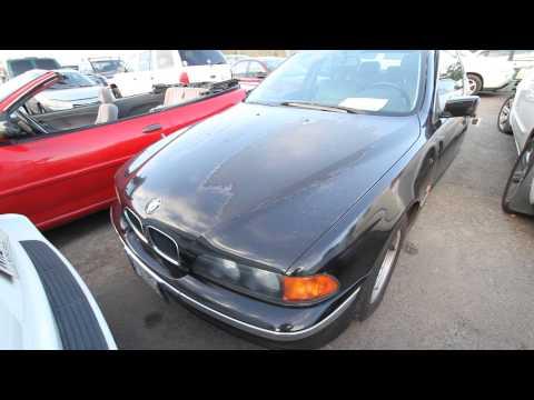 Pacific Auto Auction - BMW 1997