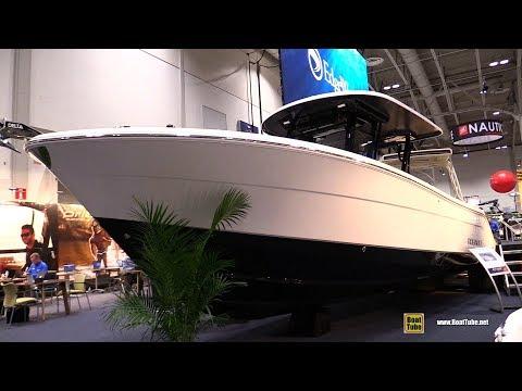 2018 Cobalt R30 Motor Boat - Walkaround - 2018 Toronto Boat Show