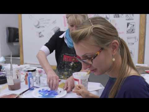 Alberta College of Art + Design Continuing Education Courses and Weekend Workshops