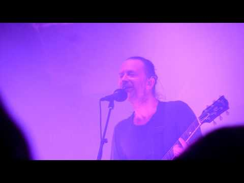 Radiohead Reckoner Live American Airlines Arena Miami FL March 30 2017