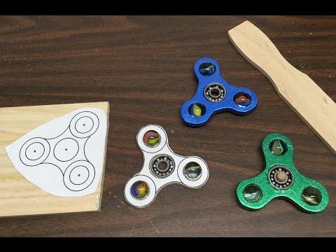 Dyi Hand Spinner Template Fidget