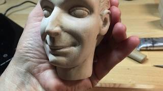 wooden doll, doll making process