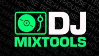 DJ Mixtools 36 - Tech House DJ Stems Tools