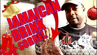Jamaican Drink Christmas SORREL COMING SOON | Chef Ricardo Cooking 2018 Recipe
