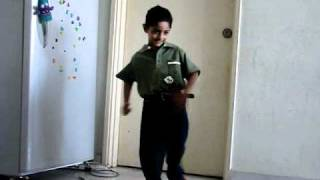 Harshit Dance for Ruba Ruba Song