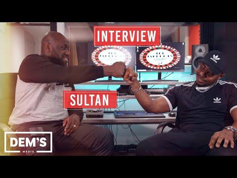 Youtube: SULTAN nous dit tout: L'expérience Team BS, La reconversion de Benash, La Fouine,Le niveau du Rap Fr