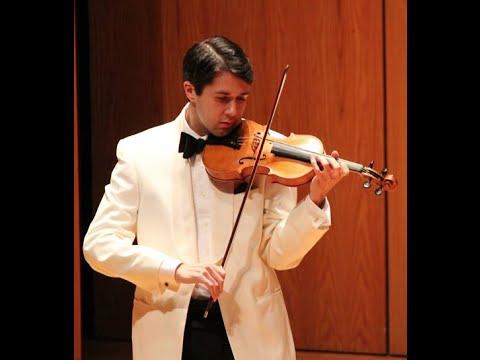 Beethoven Violin Concerto; I. Allegro ma non troppo