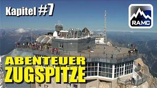 Abenteuer Zugspitze - Höllental-Klettersteig (Doku #7) - Gipfelstation & Touristenattraktionen