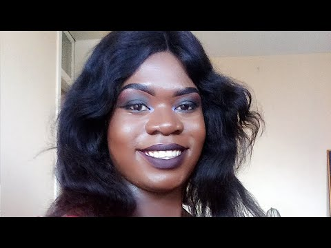 Giselle – 'Being trans in a place like Zambia is not easy'