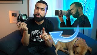 Sony User Tries The Fuji Xt3 For The First Time!